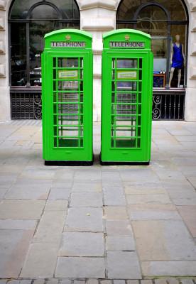 Green-phone-boxes-at-bank