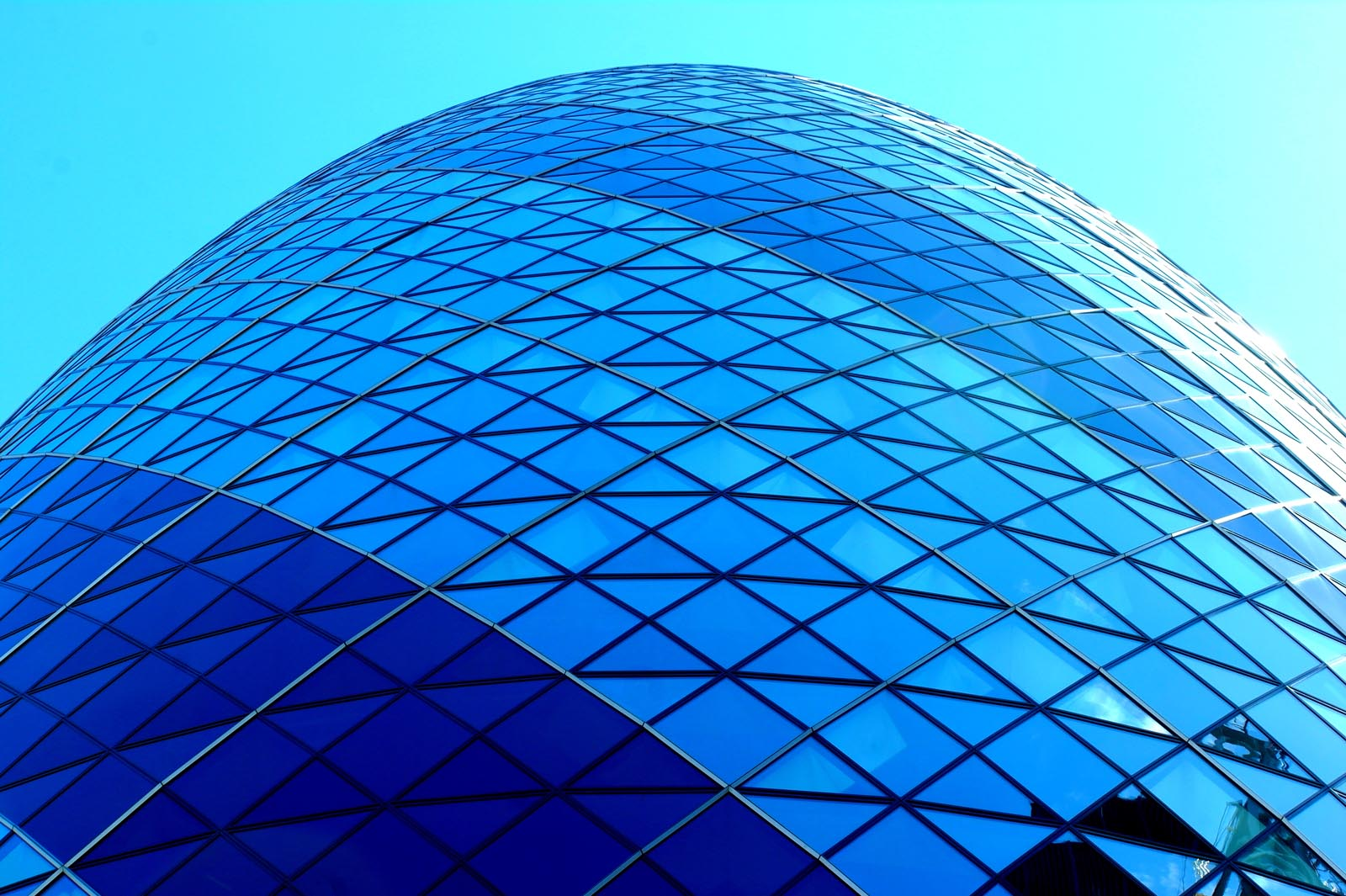 The Gherkin, 30 St Mary Axe