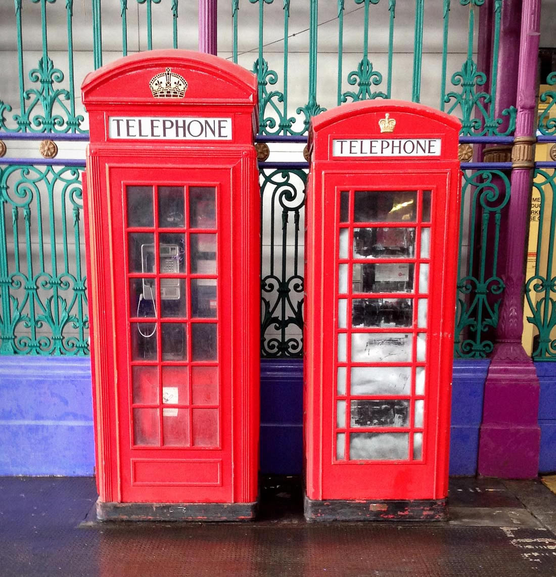 London U2019s Red Phone Boxes