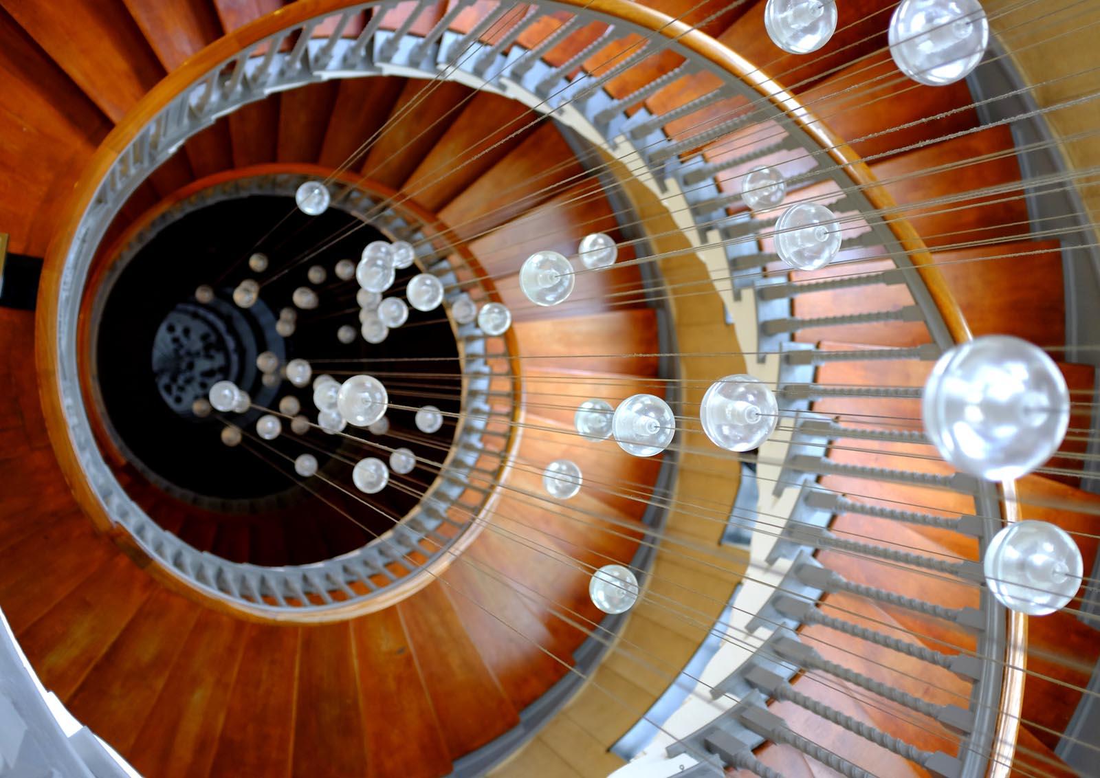 Heals Spiral Staircase
